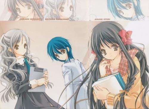 Chitose Maki, Madhouse, Strawberry Panic!, Chikaru Minamoto, Shizuma Hanazono