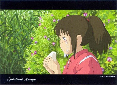 Kazuo Oga, Hayao Miyazaki, Studio Hibari, Studio Ghibli, Spirited Away