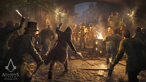Ubisoft, Assassin's Creed Syndicate, Jacob Frye, Game CG