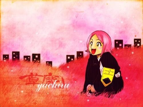 Kubo Tite, Studio Pierrot, Bleach, Yachiru Kusajishi Wallpaper