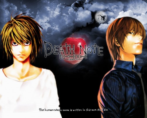 Takeshi Obata, Madhouse, Death Note, Ryuk, Light Yagami Wallpaper