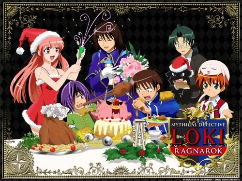 Sakura Kinoshita, Matantei Loki Ragnarok, Yamino Ryusuke, Narugami, Mayura Daidouji