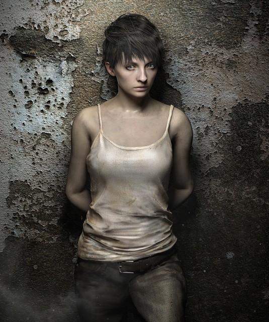 Capcom, Resident Evil 7, Zoe Baker
