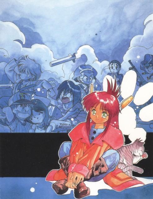 Yuji Moriyama, Yuzo Takada, MOVIC, Catgirl Nuku Nuku, Arisa Mitamura