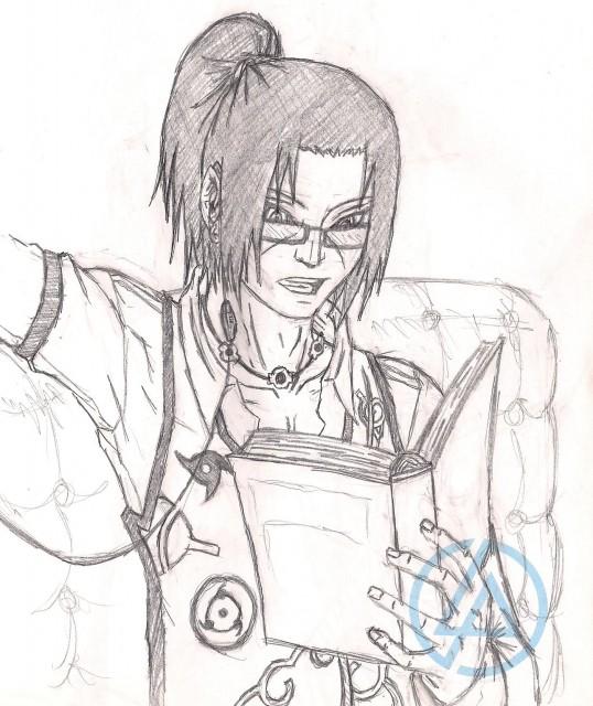 Naruto, Itachi Uchiha, Member Art