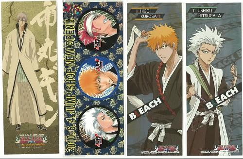 Studio Pierrot, Bleach, Ichigo Kurosaki, Gin Ichimaru, Toshiro Hitsugaya