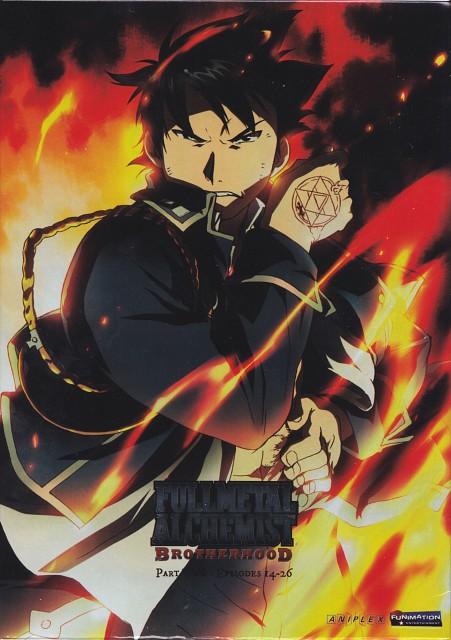 BONES, Fullmetal Alchemist, Roy Mustang