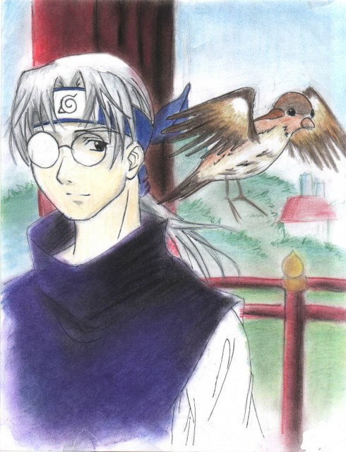 Studio Pierrot, Naruto, Kabuto Yakushi, Member Art