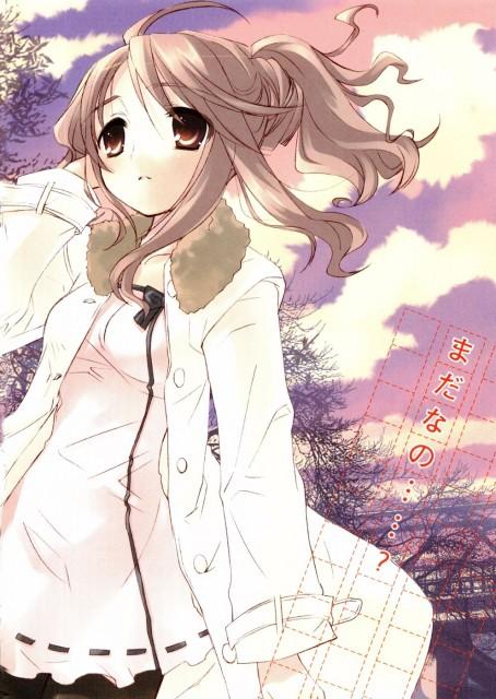 Noizi Ito, Kyoto Animation, The Melancholy of Suzumiya Haruhi, Mikuru Asahina