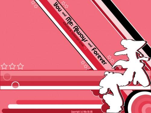 CLAMP, Bee Train, Tsubasa Reservoir Chronicle, Sakura Kinomoto, Syaoran Li Wallpaper