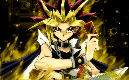 Yu-Gi-Oh Duel Monsters, Yami Yuugi Wallpaper