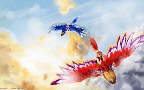 Nintendo, The Legend of Zelda, The Legend of Zelda: Skyward Sword, Zelda, Link Wallpaper