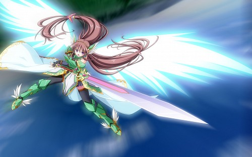 Dual Tail, Venus Blood -Frontier-, Game CG