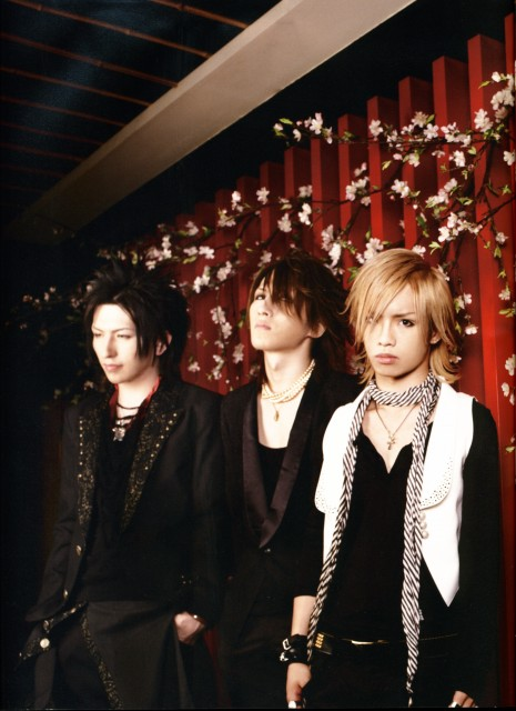 Saga (J-Pop Idol), Tora, Alice Nine, Hiroto