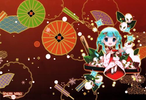 Vocaloid, Miku Hatsune