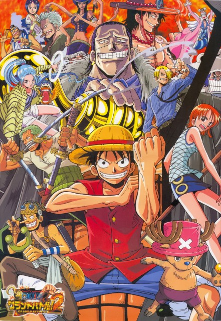 Eiichiro Oda, One Piece, Portgas D. Ace, Sanji, Galdino