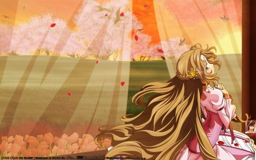 Lelouch of the Rebellion, Nunnally Lamperouge Wallpaper