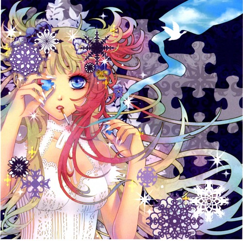 Nitou, Pixiv Girls Collection 2010, Pixiv
