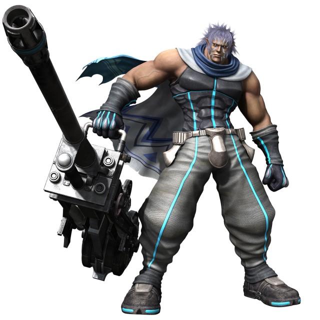 Square Enix, Final Fantasy VII: Dirge of Cerberus, Azul