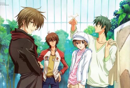 Anime International Company, Gonzo, Special A, Ryuu Tsuji, Kei Takishima