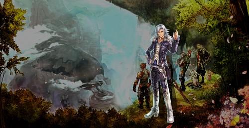 Nintendo, Monolith Soft, Xenoblade Chronicles, Alvis, Official Wallpaper
