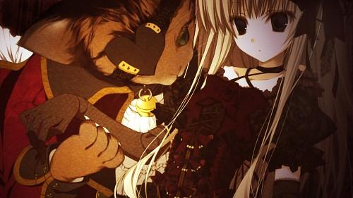 Kira Inugami, Moudoku HOLIC, Dengeki Moeoh Wallpaper