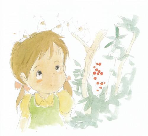 Hayao Miyazaki, Studio Ghibli, My Neighbor Totoro, The Art of My Neighbor Totoro, Mei Kusakabe
