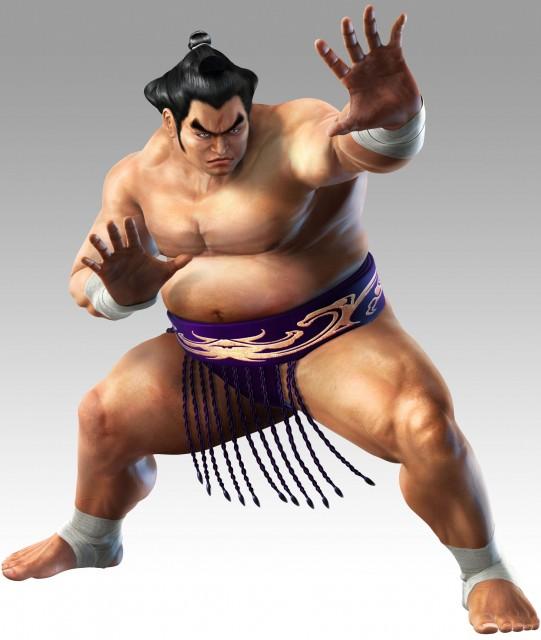 Namco, Tekken, Ganryu (Tekken)