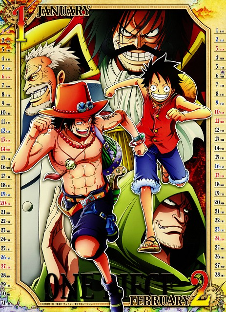 Eiichiro Oda, Toei Animation, One Piece, Monkey D. Garp, Monkey D. Dragon