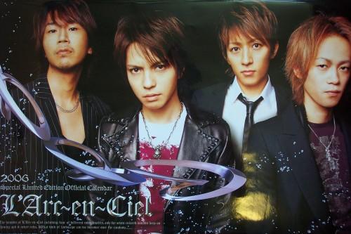 Ken Kitamura, Hyde (J-Pop Idol), L'Arc~en~Ciel, Yukihiro Awaji, Tetsuya Ogawa