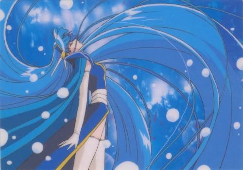 CLAMP, Magic Knight Rayearth, Umi Ryuuzaki