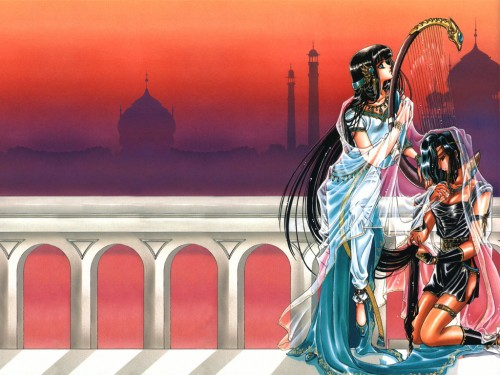 CLAMP, RG Veda, Kendappa, Sohma Wallpaper