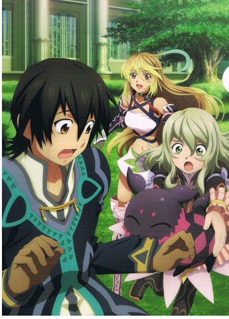 Namco, Tales of Xillia, Tipo (Tales of Xillia), Elise Lutus, Jude Mathis