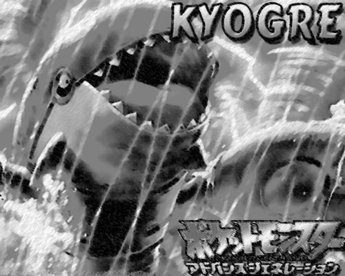 Nintendo, Pokémon, Kyogre Wallpaper