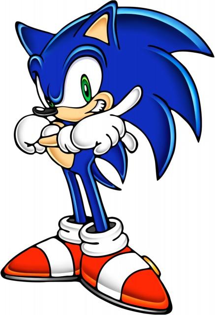 Sonic Series, Sonic the Hedgehog, Official Digital Art