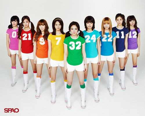 Seohyun, HyoYeon, Sunny, Yoona, TaeYeon