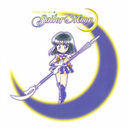 Naoko Takeuchi, Bishoujo Senshi Sailor Moon, Sailor Saturn, Manga Cover