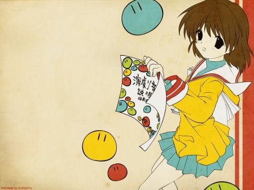 Kyoto Animation, Clannad, Nagisa Furukawa Wallpaper
