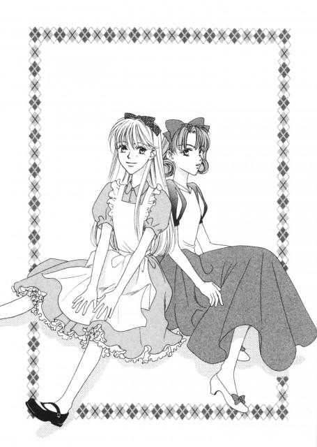 Hisaya Nakajo, Hanazakari no Kimitachi e, Senri Nakao, Mizuki Ashiya