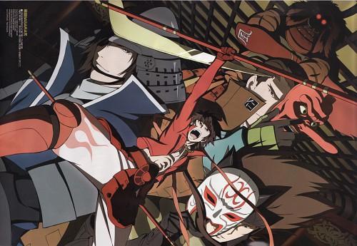 Makoto Tsuchibayashi, Capcom, Sengoku Basara, Yukimura Sanada, Kojuro Katakura