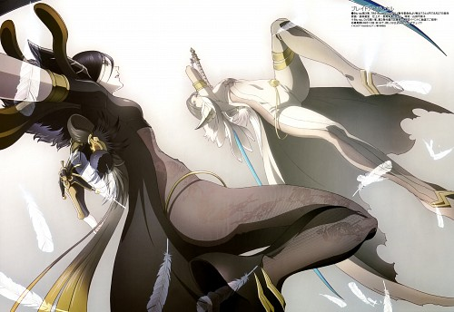 Eri Nagata, Gonzo, Blade and Soul, Jin Varel, Megami Magazine