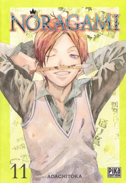 Toka Adachi, Noragami, Kouto Fujisaki, Manga Cover