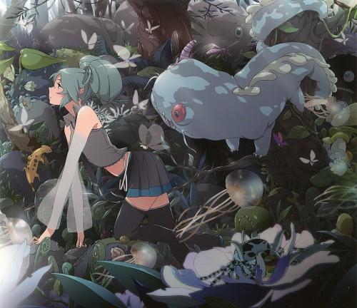 Atsuya Uki, Vocaloid, Miku Hatsune