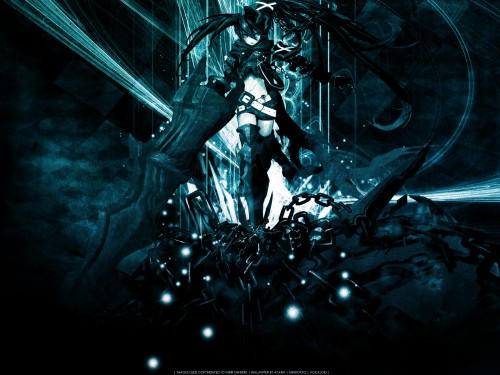 huke, Black Rock Shooter, Insane Black Rock Shooter, Comic Market, Doujinshi Wallpaper