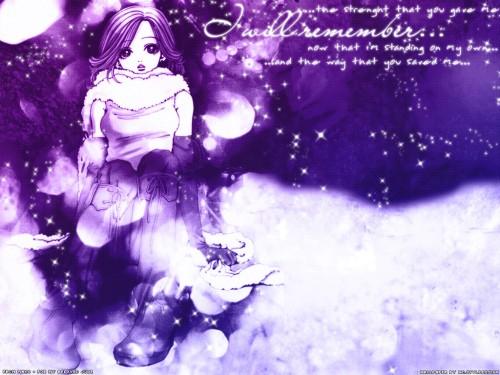 Ai Yazawa, NANA, Nana Komatsu Wallpaper