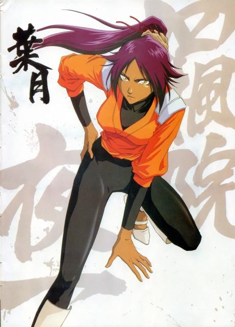 Yoruichi Shihouin