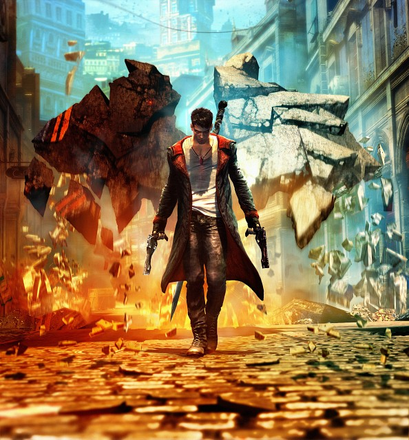 Capcom, Madhouse, Devil May Cry, New Dante