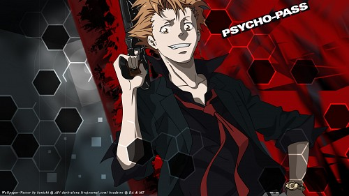 Production I.G, PSYCHO-PASS, Kagari Shuusei Wallpaper