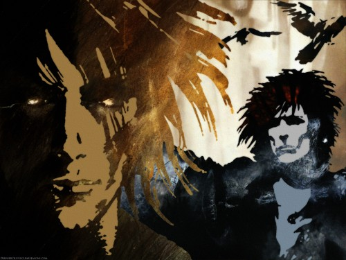 The Sandman: Dream Hunters Wallpaper