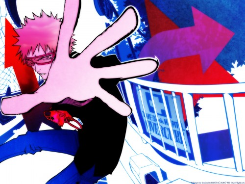 Kubo Tite, Studio Pierrot, Bleach, Ichigo Kurosaki, Vector Art Wallpaper